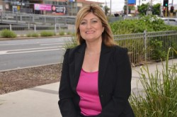 Natalie Suleyman is the preselected Labor Party candidate for the newly formed seat of St Albans.  112660 Picture: YASEMIN TALAT