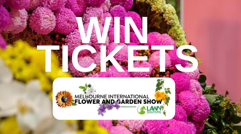 Garden Flower Show Melbourne