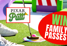 St Kilda Mini Golf Pixar Toy Story
