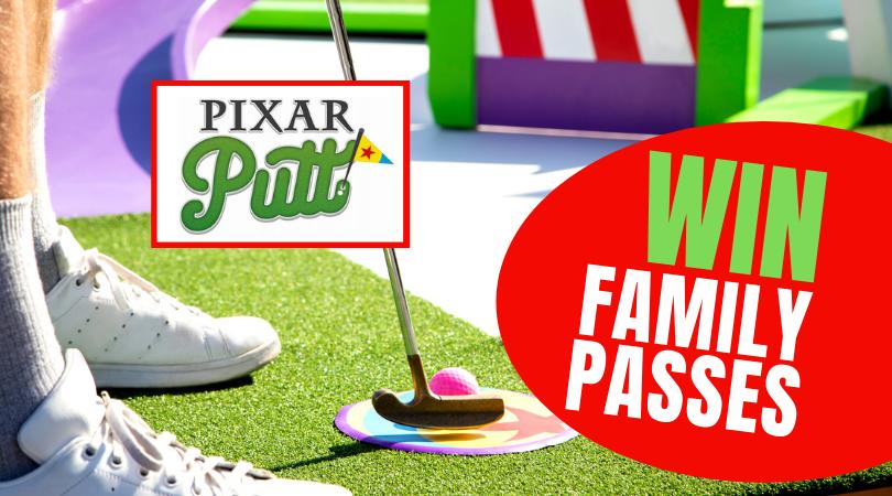 St Kilda Mini Golf Pixar Toy Story