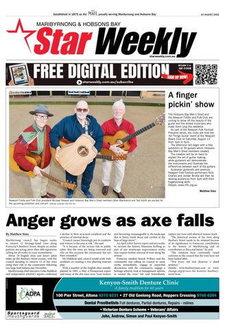 Maribyrnong & Hobsons Bay Digital Editions