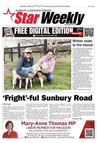 Sunbury & Macedon Ranges Digital Editions
